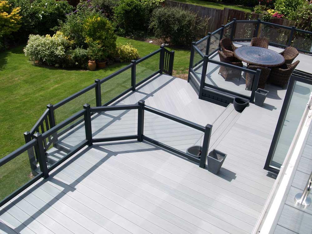 kunststoffen terrassen en veranda